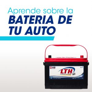 Aprende sobre baterías